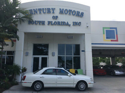 2005 Hyundai Other  LOW MILES LOADED SERVICE RECORDS NO ACCIDENTS  PEARL WHITE L SEDAN