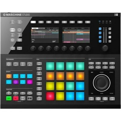 Native Instruments MASCHINE STUDIO schwarz | Neu