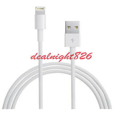 Original Genuine Lightning USB Cable Charger For OEM Apple iPhone 8 7 6 6S Plus