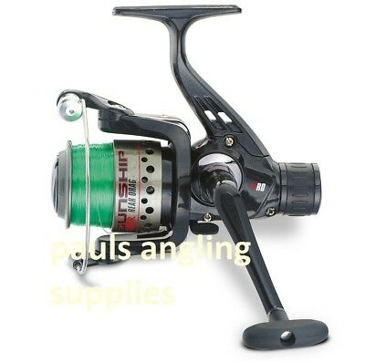 Spin Spinning Reel GUNSHIP 30 RD Fishing Reel with Line