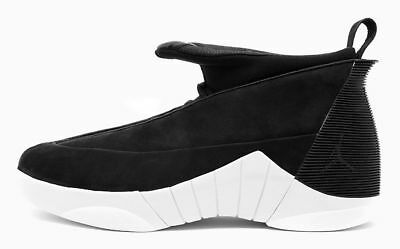 a916593f2a4 NEW PSNY x Nike Air Jordan 15 Suede Public School Black 921194-011 Sz 9.5