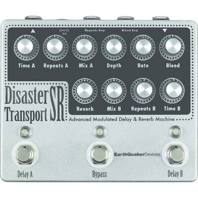 EarthQuaker Devices Disaster Transport Sr. | Neu