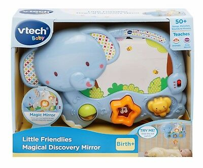 New Vtech - Baby Little Friendlies Magical Discovery Mirror 502603