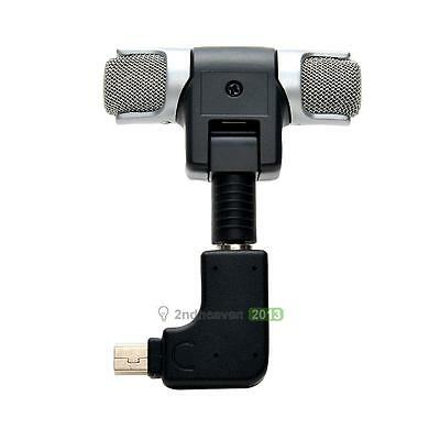 Side Open Skeleton Housing Case Microphone Adapter Kit for GoPro Hero 3 3+4 BEST