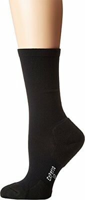 Thorlos Women's Experia Dress Crew Single Pair Black Socks SM (Wome...