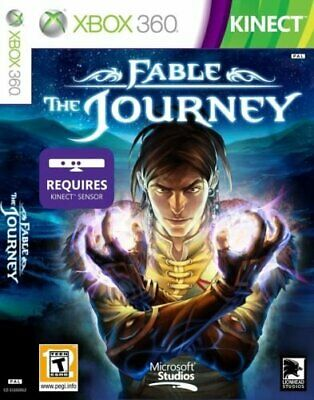 Fable: The Journey; Brand New Sealed [Microsoft Xbox 360]