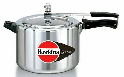 Hawkins Classic Aluminum Pressure Cooker Cookware 8 SIZE Quality Kitchen