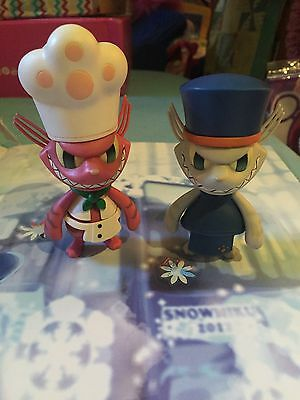 "Cute! Japan Anime Manga Collectables Vinyl Figures New! 3"" Capcom"