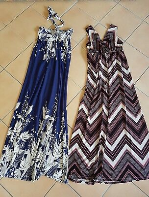 Bulk Maternity Maxi Dresses Clothes Bundle Size 10 12