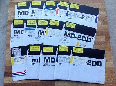 COMMODORE 64 ASSORTED GAMES on Floppy Disk. C64 Games Various Lot Bulk 2