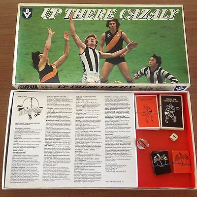 PARKER Brothers UP THERE CAZALY RETRO BOARD GAME COMPLETE