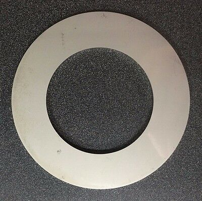 """1/8'' Stainless Steel Washer, 5.00"""" OD x 2.00"""" ID, 304 SS"""
