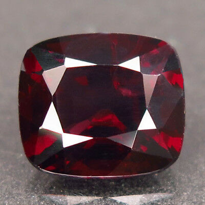 2.27ct.Outstanding Gem! 100%Natural Top Red Spinel Unheated Gem AA Nr!