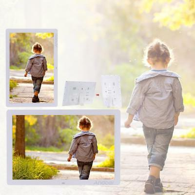 """17"""" HD LED Digital Photo Picture Frame Album Music MP4 MP3 Movie Player & Remote"""