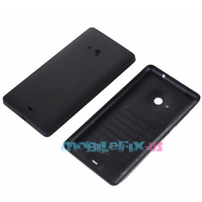 Black New Housing Battery Back Cover Shell Case For Microsoft NOKIA Lumia 535