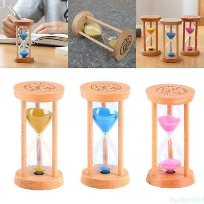 Gorgeous Liquid Floating Color Mix Illusion Timer Motion Visual Oil Hourglass GV