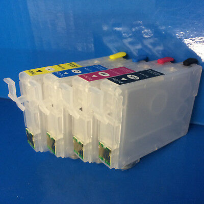 REFILLABLE Empty Ink Cartridges FOR Epson Expression Home XP342 XP345 XP432 29