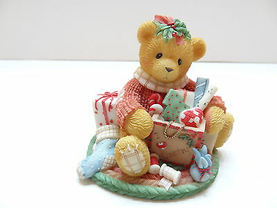 NIB 1999 Cherished Teddies KAYLA Big Hearts Come In Small Packages 533815
