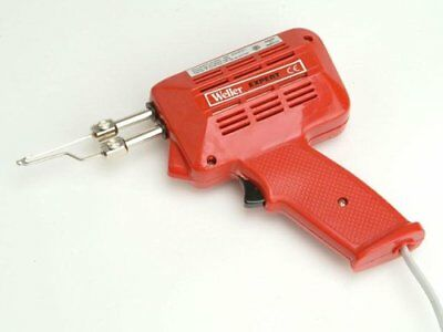 Weller 8100UDK 100 Watt/240 Volt Expert Soldering Gun Kit with Case and - Red