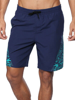 Speedo Splice 18 8-09585B353 Mens Swimming Leisure Trunks Shorts L-2XL