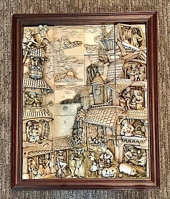 Harmony Kingdom WIMBERLEY TALES Picturesque NEW IN BOX