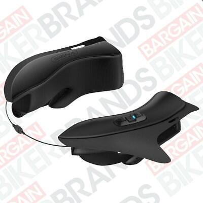 Sena 10U Bluetooth Headset for HJC IS-17 Helmets - Integrated System S-XL