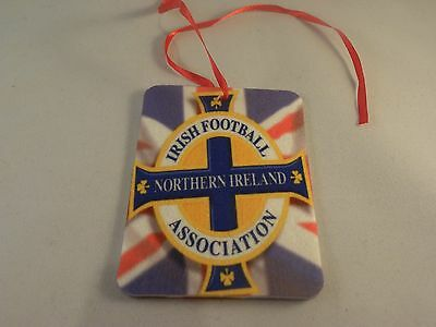 Northern Ireland Football Green & White Army Exclusive Car Air Freshener