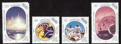 Vanuatu MNH 1989 20th Ann of the First Manned Landing on the Moon