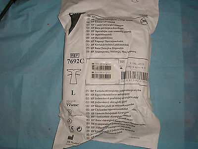 3M Disposable surgical gown large