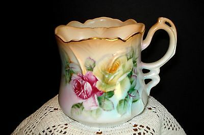 Victorian Ornate Brandenburg Shaving Mug