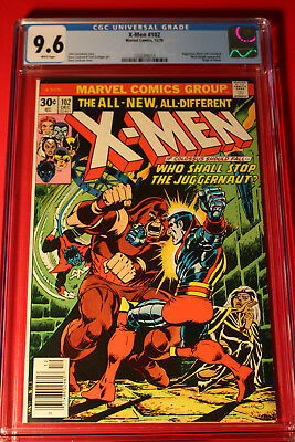 X-Men #102 Cgc 9.6 Nm+ W Storm Origin Uncanny Wolverine Marvel Comics Spider-Man
