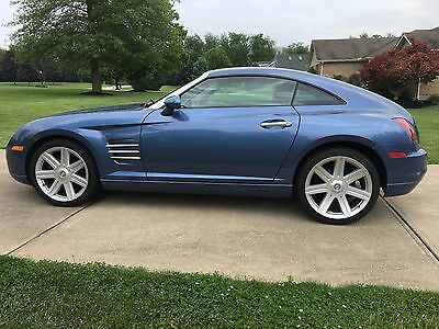 2005 Chrysler Crossfire Coupe Limited 2005 Chrysler Crossfire