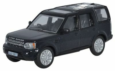 Bnib Oo Gauge Oxford 1:76 76Dis002 Land Rover Discovery 4 Black