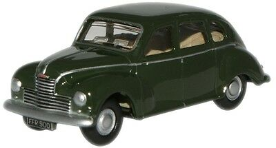 Bnib Oo Gauge Oxford 1:76 76Jj007 Jowett Javelin British Racing Green Car