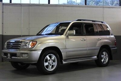 2005 Toyota Land Cruiser Base Sport Utility 4-Door 2005 TOYOTA LAND CRUISER, LOADED WITH OPTIONS, JUST SERVICED!!!