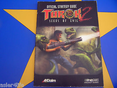 Turok 2 Seeds Of Evil - Strategy Guide