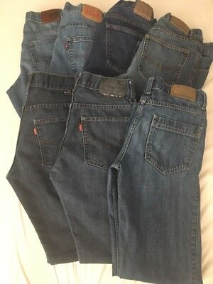 Lot Of Boys Clothes Size 14/16  pants/jeans 12 pieces
