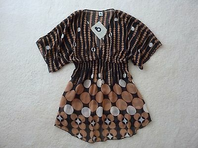 ** New With Tags ** BUB2B Maternity Top Size M ** RRP $34.99