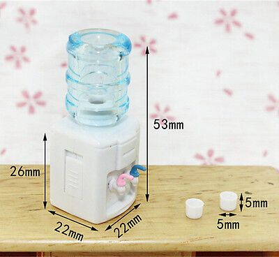 1PC 1:6 Scale Drinking fountains Dollhouse Miniature Accessories Toy QW