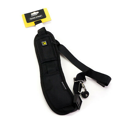 Genuine Caden 'K' Quick Strap Shoulder Sling for Digital Camera DSLR Canon Nikon