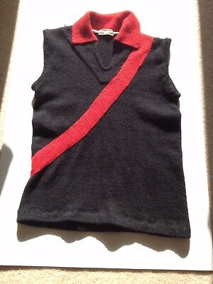 1960's Essendon Football Club Guernsey/Jumper/ Jersey