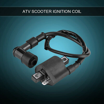 1Pc Ignition Coil For 150CC 200CC 250CC Spark Plug Wire Racing Moped ATV Go-Kart