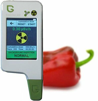 2in1 Greentest Eco portable Nitrate and Radiation detector dosimeter geiger