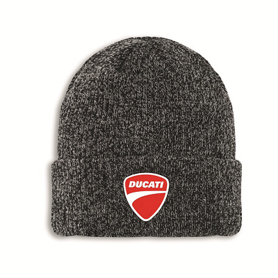 *NEUZUGANG*  Original Ducati Cabled Knit Mütze *Kollektion 2018*
