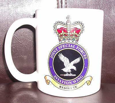 Joint Special Forces Aviation Wing Sbs Sas Srr Sfsg