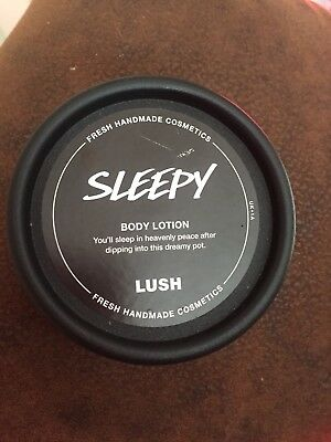 "LUSH ""Sleepy"" Body Lotion 50g"