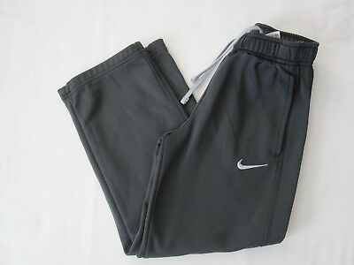 Nike Therma-Fit Athletic/Sweat Pants Youth Boys Small Gray