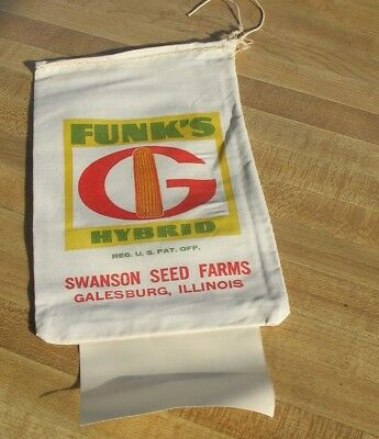 Funks G Hybrid Seed Corn Swanson Seed Farms Galesburg Illinois Small