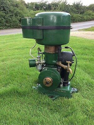 Villiers WX 11 Stationary Engine