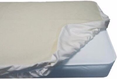 Naturepedic Waterproof Fitted Crib Pad Breathable Organic Cotton Dry